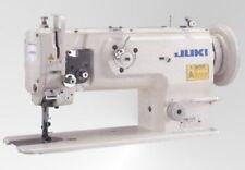 JUKI DNU 1541 INDUSTRIAL SEWING MACHINE 1-NEEDLE THREE-TRANSPORT + servo + table