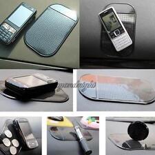 Sticky Mat Anti Slip Pad Car Dash For Mobile Cell Phone GPS Radar Detector Cling