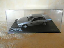 OPEL COLLECTION OPEL OLYMPIA BITTER SC 1981-1989 Modellauto 1:43 K23