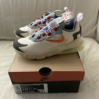 Brand New Nike X Travis Scott Cactus Trails Air Max 270 PS Preschool Size 12.5c