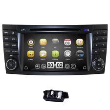 Fit Mercedes Benz E Class W211 E320 E350 Car Stereo Radio DVD Player GPS DAB+ E