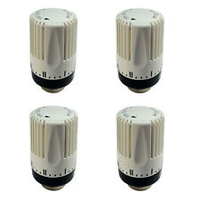 Myson Thermostatic Radiator Valve TRV-2-WAY Replacement Heads (4 Pack)