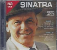 2 CD Set ♫ Compact disc **FRANK SINATRA ~ COLLECTION OF OL BLUE EYES** nuovo