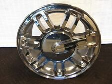 "GM  2006-2010 HUMMER H 3 OEM 16"" INCH CHROME WHEEL RIM 9594960 - WHEELS & RIMS"