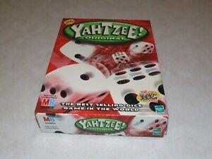 Yahtzee Original Game - MB Games - Complete