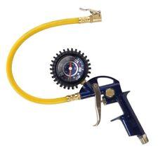 NEW - Tire Inflator Gun For Air Compressor Locking Chuck 2in Gauge AA551400