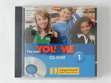 PC CD-ROM The new You & Me 1 Langenscheidt