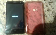 Nokia Lumia 625 - 8GB - Black Unlocked Smartphone