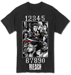 *Legit* Bleach Sosuke & Ulquiorra Arrancar Group Authentic Anime T-Shirt #25324