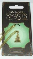New Official Fantastic Beasts and Where to Find Them MACUSA Necklace