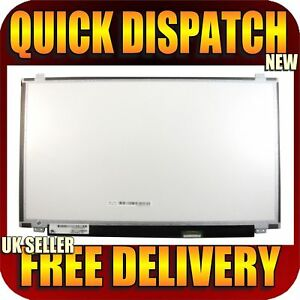 15.6'' LTN156HL02-T02 LCD DISPLAY For TOSHIBA P0000662720LCD LED LAPTOP SCREEN