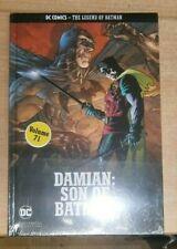 DC Comics Legend of Batman hardback Graphic Novels Collection #71 Damian: Son of
