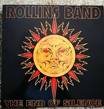 Rollins Band - The End Of Silence (Schallplatte/Vinyl) Very Rare!