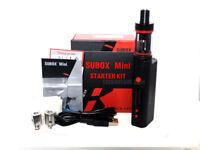 Kangertech 50W Subox/TOPbox Mini Vape1 Starter V W Mod Full Kit Subtank Box Tank