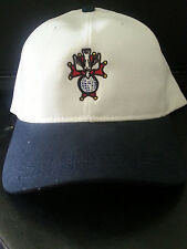 Baseball Cap with the Knights of Columbus Fourth Degree Logo on the Front Panel