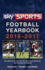 Sky Sports Football Yearbook 2016-2017, Headline, Very Good condition, Book