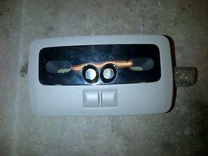 06-07  LEXUS GS300 GS350 GS430 REAR OVERHEAD DOME LIGHT LAMP  OEM GREY