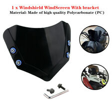 Electric Vehicle Scooter Bike Modified Handlebar Front Screen Windshield Cover
