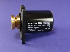 Maxon DC Glockenankermotor 2023 12Volt 6800U/Min (MO43)