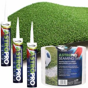 Bond it Astro Pro Joining Seaming Kit for Artificial Fake Turf Grass Tape & Glue