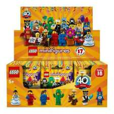 LEGO Series 18 CASE OF MINIFIGURES 60 IN DISPLAY BOX 71021 Random Minifigs Packs