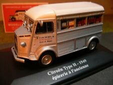 1/43 ELIGOR CITROËN HY Sabir alimentaire voiture 1949 geblistert