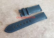 OEM Officine Panerai 20/18mm Blue Quick Change Strap for Luminor Due 38mm UNUSED