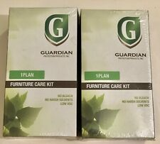 2 New Boxes  Guardian Protection Products 1 Plan Furniture Care Kit