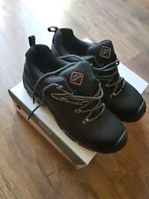 Sanita San-Safe Amazon Lace Shoe, Unisex Adults Safety Black [375] UK 12 EU 47