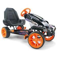 Hauck Nerf BATTAGLIA Racer Bambini Go Kart Ride su auto a pedali gokart PEDALARE CARRELLO NUOVO