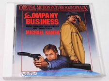 Michael Kamen COMPANY BUSINESS Gene Hackman Mikhail Baryshnikov Soundtrack CD