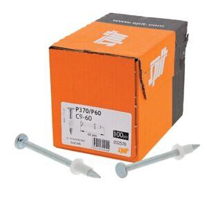 Kopfbolzen Nägel Beton C9 f. SPIT P60 P370 P390 P200 VE100