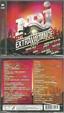 NRJ EXTRAVADANCE 2012 ( 2 CD - NEUF EMBALLE ) DAVID GUETTA, LMFAO, KATY PERRY