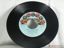 LITTLE MILTON-c(45)-WHO'S CHEATING WHO / AIN'T NO BIG DEAL ON YOU-CHECKER - 1965