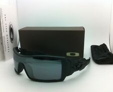 Authentic Oakley Sunglasses OIL RIG OO9081 03-464 Matte Black with Black Iridium