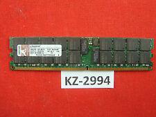 Kingston 2 GB ddr2 pc2-3200 ecc per server kth-mlg4/4g #kz-2994