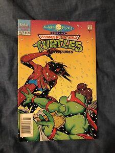 Archie Adventure Teenage Mutant Ninja Turtles Moon Eyes Saga #70