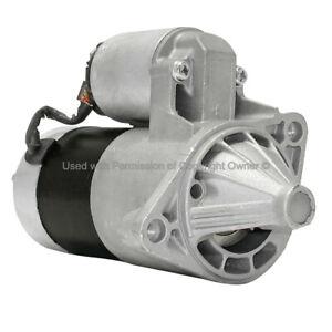 Starter Motor-New Quality-Built 17142N