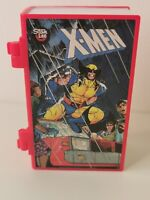 """Marvel  Burger King Wolverine 4"""" Figure MARVEL COMICS 1999 RARE"""