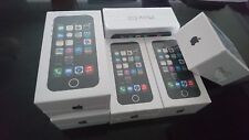 Apple iPhone 5s - 16GB -  Factory Sealed Space Grey (Unlocked) A1457 Box New