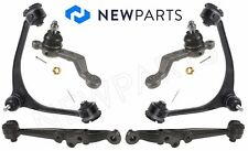 For Lexus GS & SC 2-Upper Control Arms Ball Joint & 2-Lower Control Arms+Joints