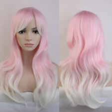 """Fashion Women Anime Wig 23""""24""""32""""40"""" Heat Resistant Cosplay Halloween Party Df3"""