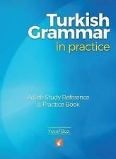 Turkish Grammar in Practice by Yusuf Buz (Paperback, 2016)