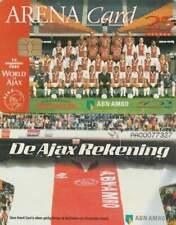 Arenakaart A011-02 25 gulden: Ajax Groepsfoto
