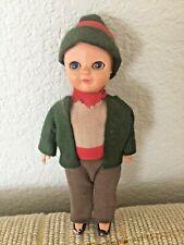 """Vintage German 6.5"""" Boy Doll Estate Find"""
