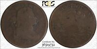 1798 Draped Bust Large Cent PCGS Secure AG03 S-144 Coinfacts Plate Coin CAC