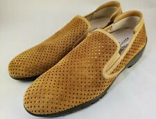 Donald Pliner Womens Slip On Shoes 9M Sport Travel Air Touch System Comfort