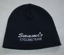 Swami's Cycling Team Embroidered Knit Cap