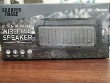 Sharper Image SBT701 Wireless Ultra Durable Bluetooth Speaker