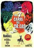 LAS 7 CARAS DEL DR. LAO - ( 7 Faces of Dr. Lao )